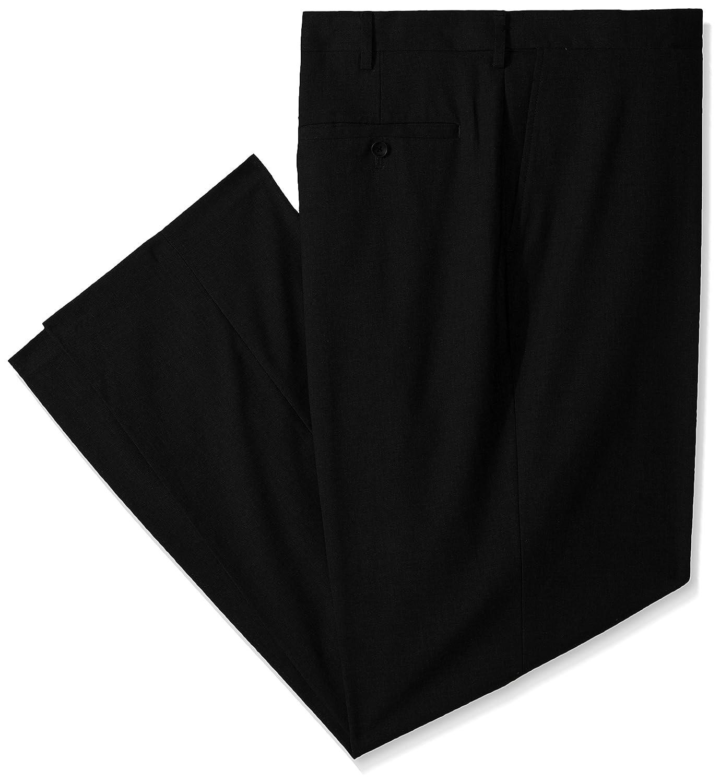 Haggar Mens Big and Tall B/&t J.m Premium Stretch Classic Fit Plain Front Pant Haggar Men/'s Tailored HY90182