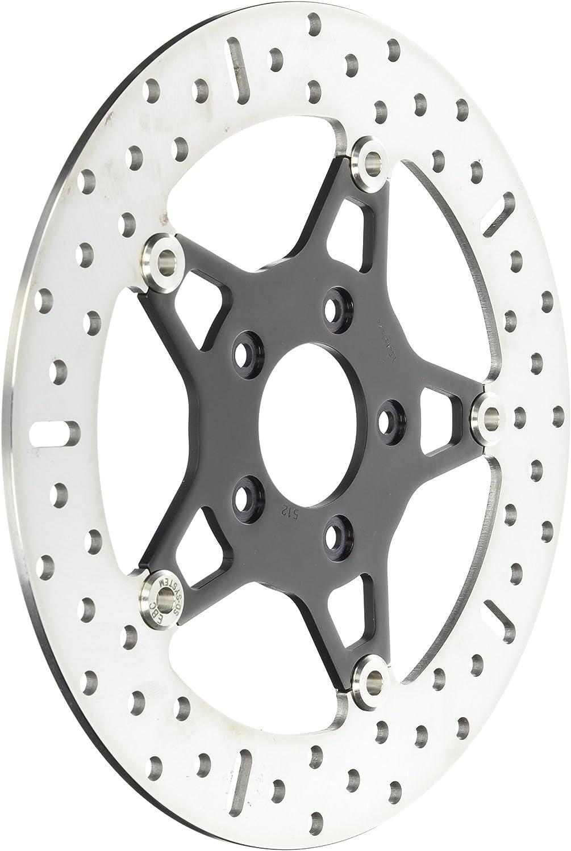 EBC Brakes FSD004BLK Black Chrome Full Floating Rotor