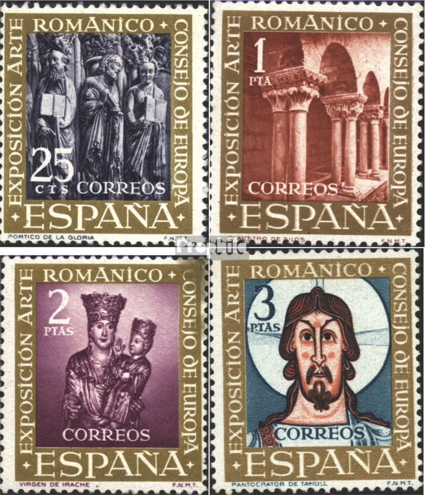 Prophila Collection España Michel.-No..: 1260-1263 (Completa ...