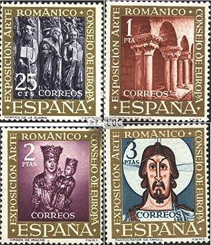Prophila Collection España Michel.-No..: 1260-1263 (Completa ...