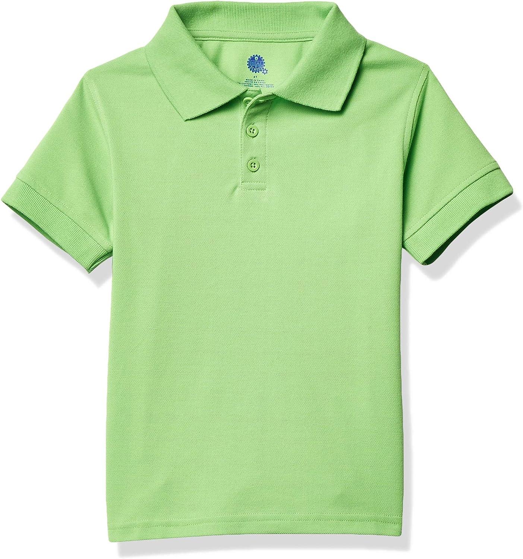 Classroom School Uniforms Kids' Polo Shirt: Clothing