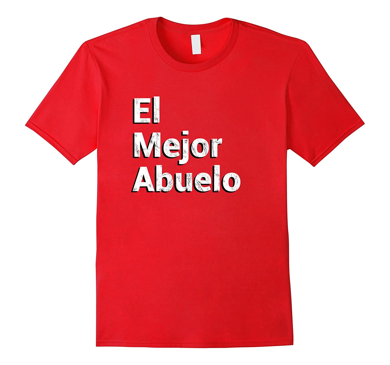 Abuelo Grandpa Fathers Day Gift in Spanish Dad Papa Padre-TH