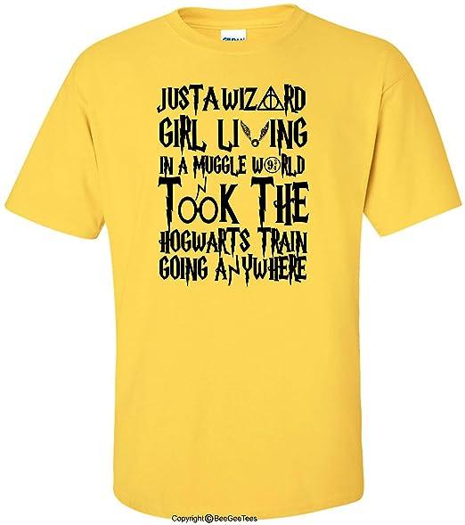 Lifes a Struggle Muggle Harry Potter Fantasy Funny Girls Boys Kids T-Shirt Tee