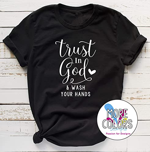I am The Hand of God T-Shirt for Men Graphic Shirts for Women Unisex Shirt