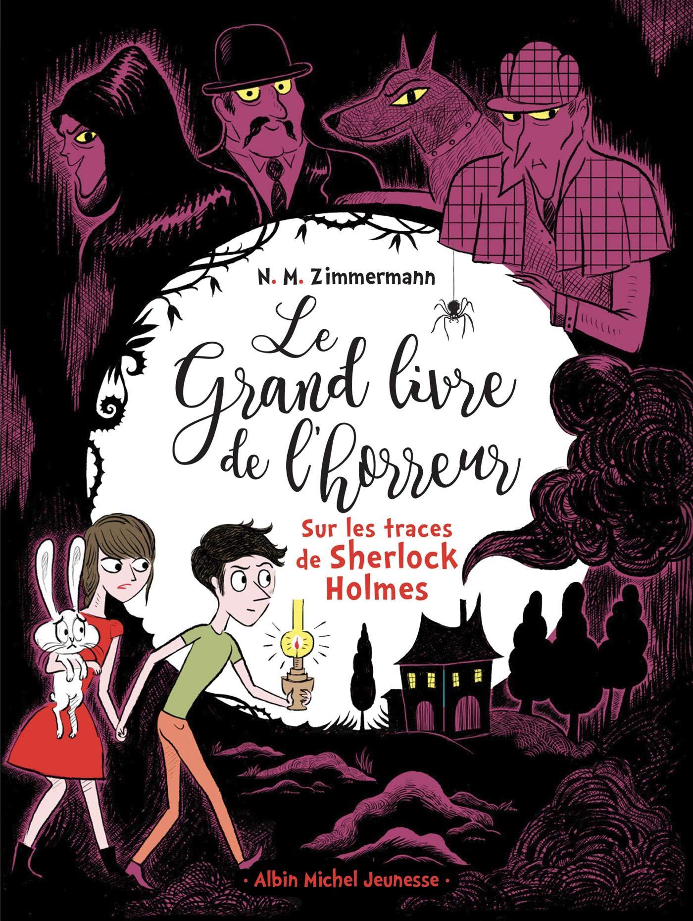 Sur Les Traces De Sherlock Holmes Le Grand Livre De L