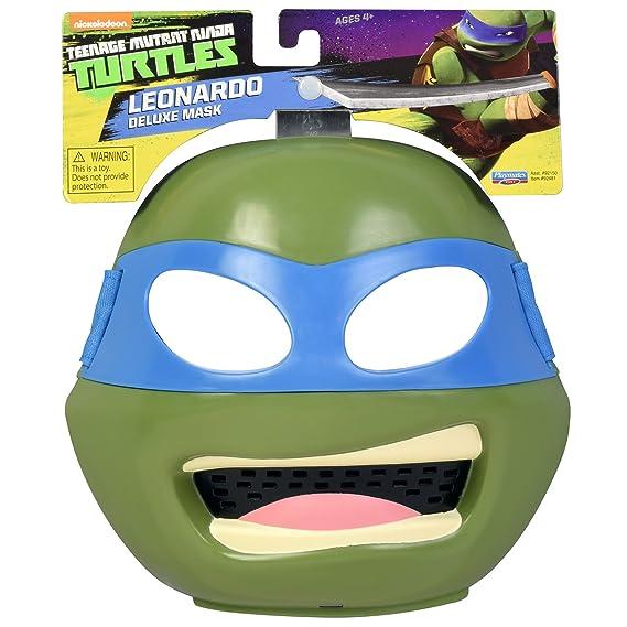 Amazon.com: Teenage Mutant Ninja Turtles Leonardo merged ...