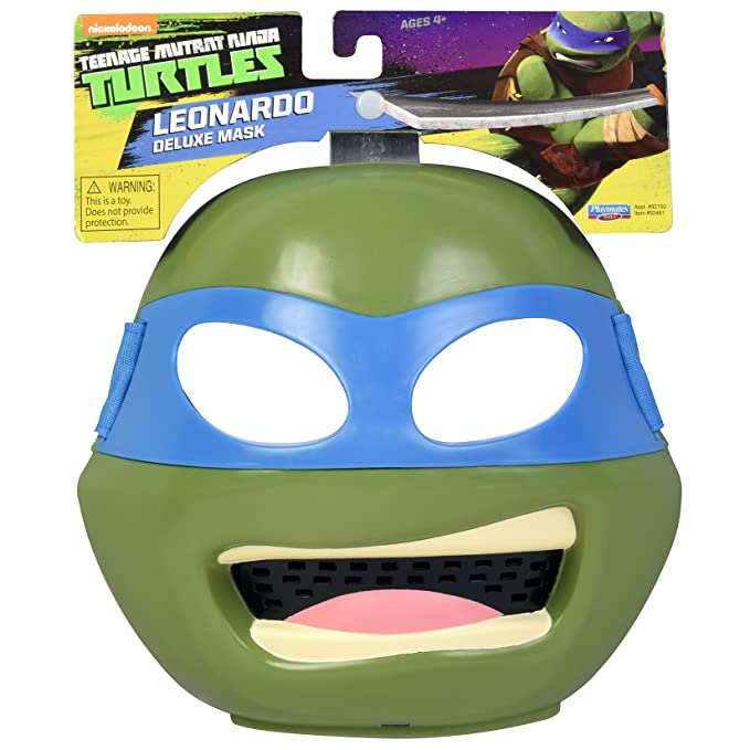 Amazon.com: Teenage Mutant Ninja Turtles Leonardo merged ...