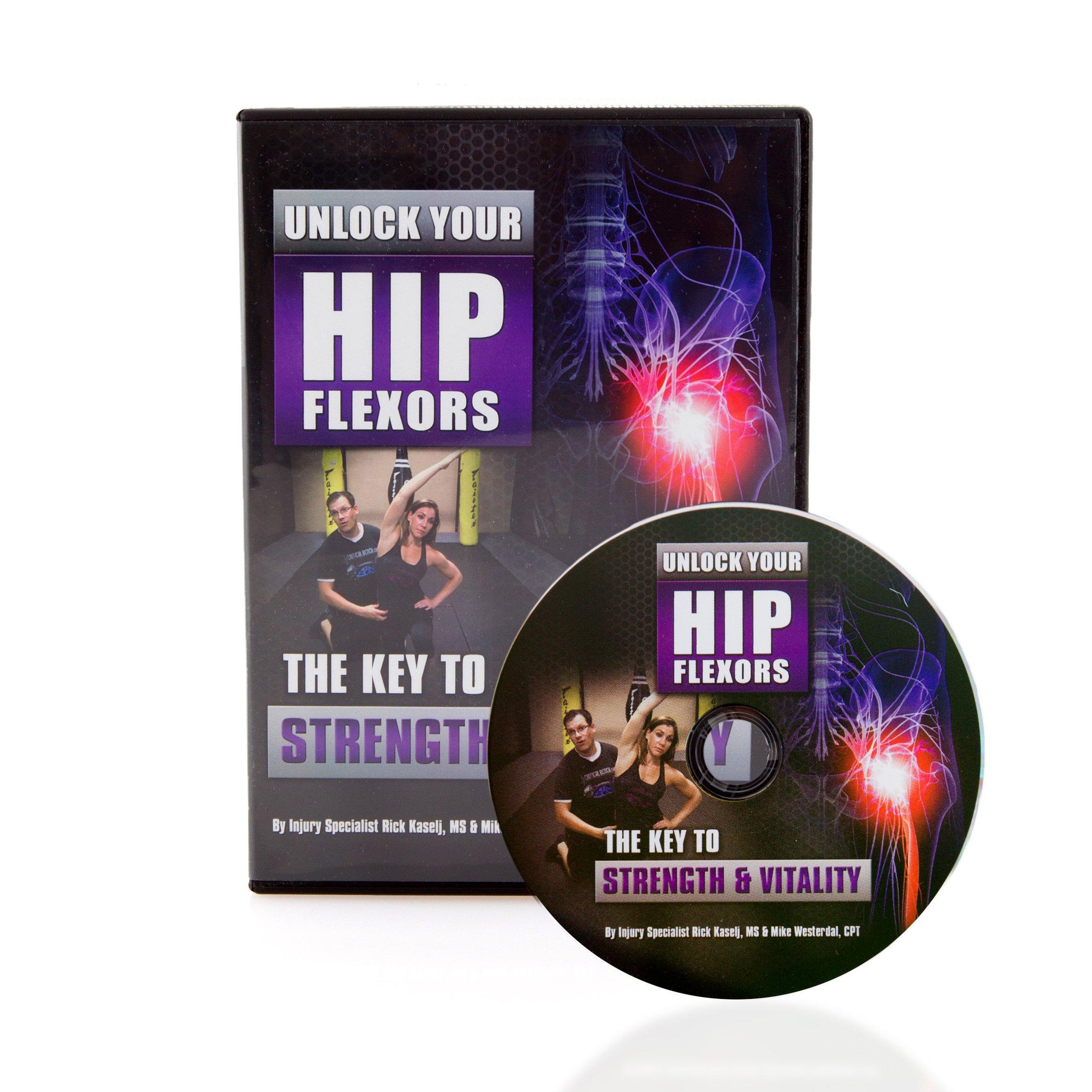 Unlock Your Hip Flexors by ExercisesForInjuries.com (Image #4)