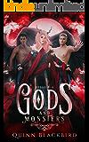 Gods and Monsters, Books 4-6: Box Set, A Dark Gods Romance (Gods and Monsters Box Set Book 2)