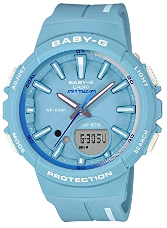 1433ff4c674f Amazon.com: CASIO BABY-G ~for running~ Step Tracker BGS-100RT-2AJF ...