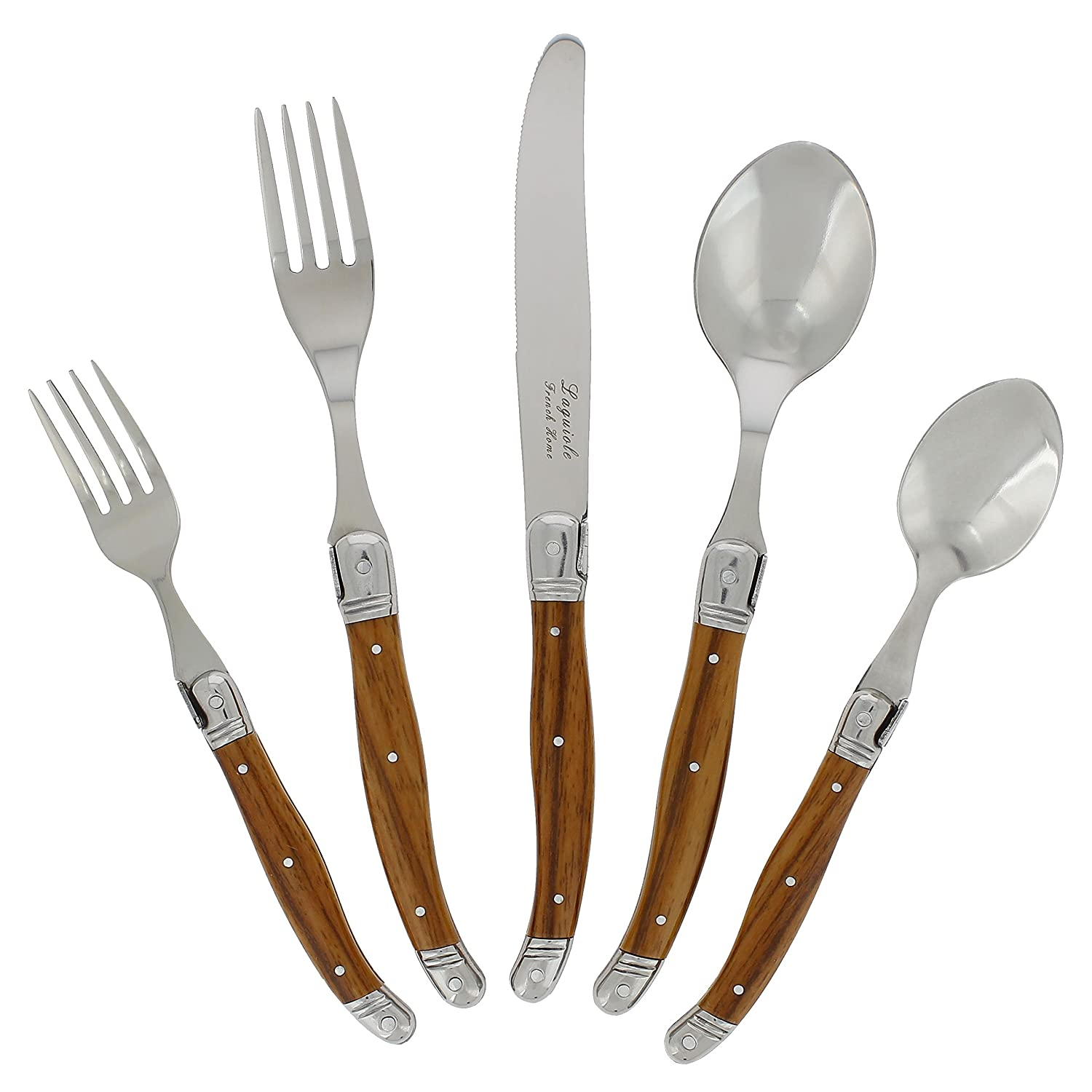 Laguiole Flatware Set