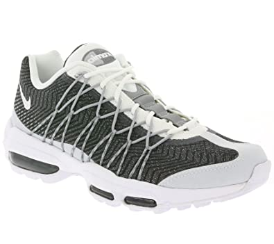 wholesale dealer 3c1fb 06f27 Nike Air Max 95 Ultra Jacquard Blanc Gris Gris 41