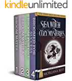 Sea Witch Cozy Mysteries: 4 Book Box Set