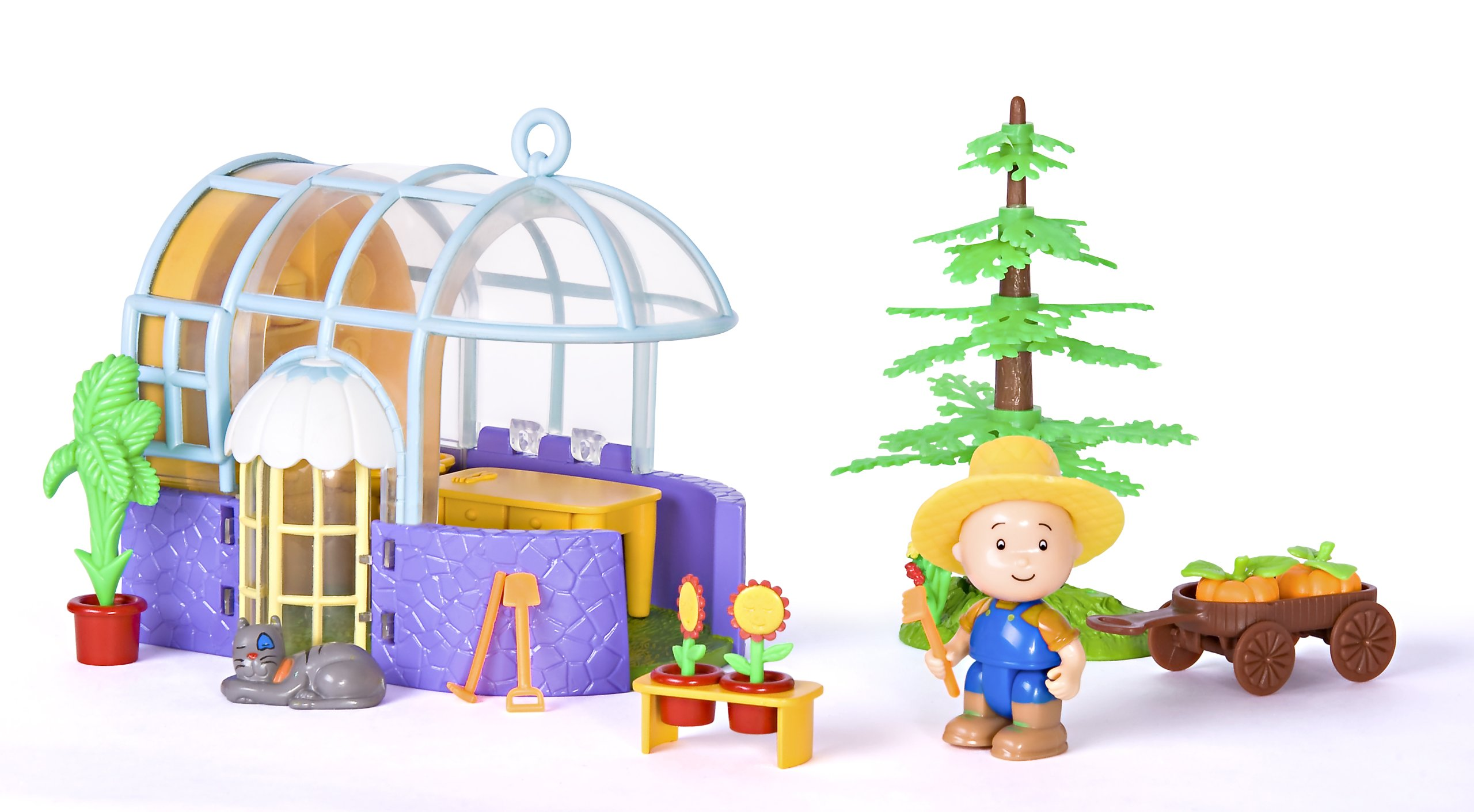 Caillou Greenhouse