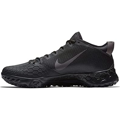 new arrival 62bcc 6756c Nike Force Zoom Trout 5 Turf Mens Ah3374-002 Size 6