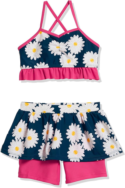 Playshoes Girls UV Sun Protection Bikini Marguerite
