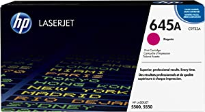 HP 645A | C9733A | Toner Cartridge | Magenta