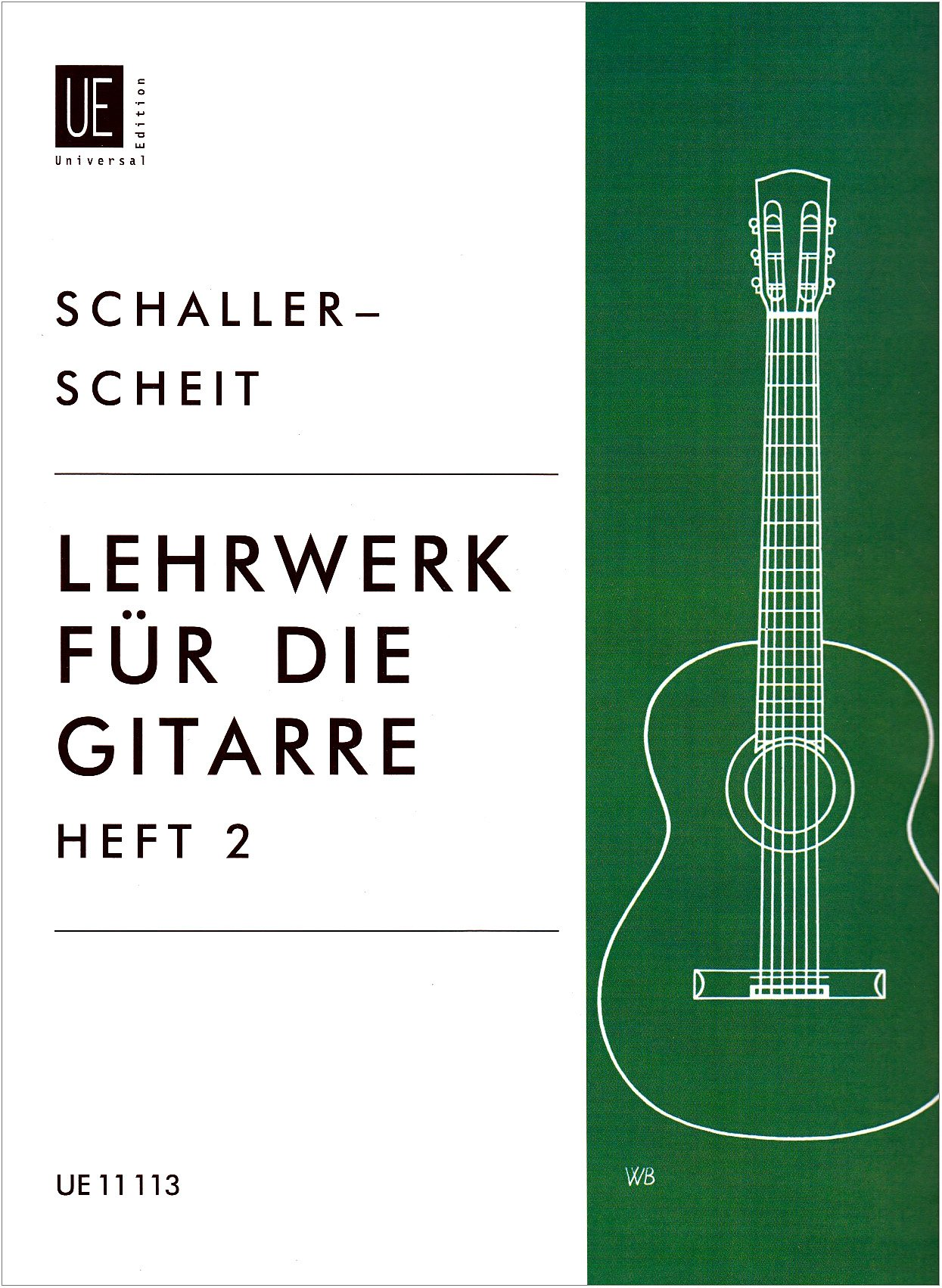 Lehrwerk Fuer Gitarre 2. Gitarre