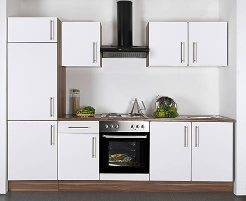 Küche,Einbauküche Komplett Mit E-Geräten: Amazon.De: Küche & Haushalt