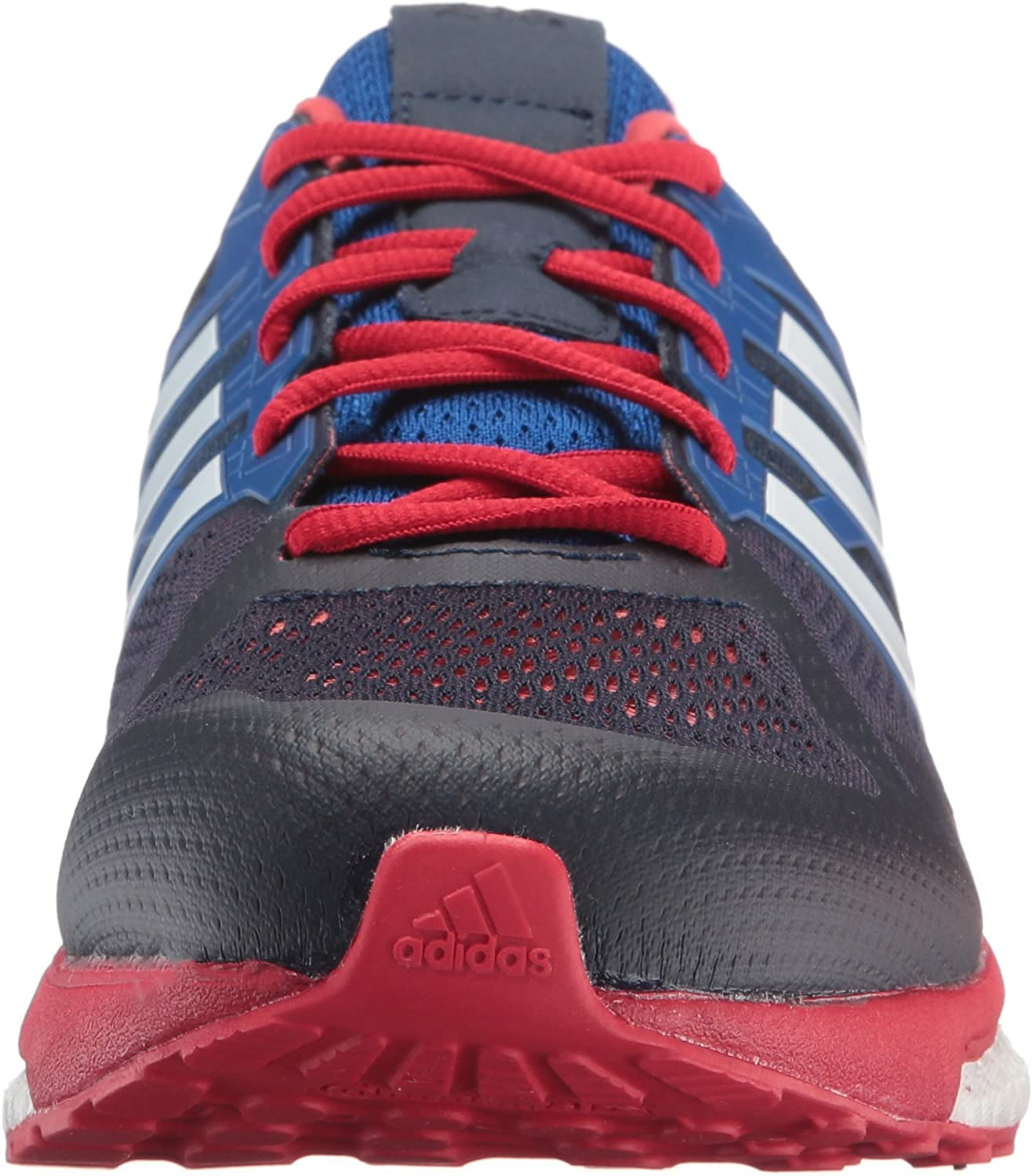adidas Originals Men's Supernova St m Running Shoe Collegiate Navy/White/Scarlet