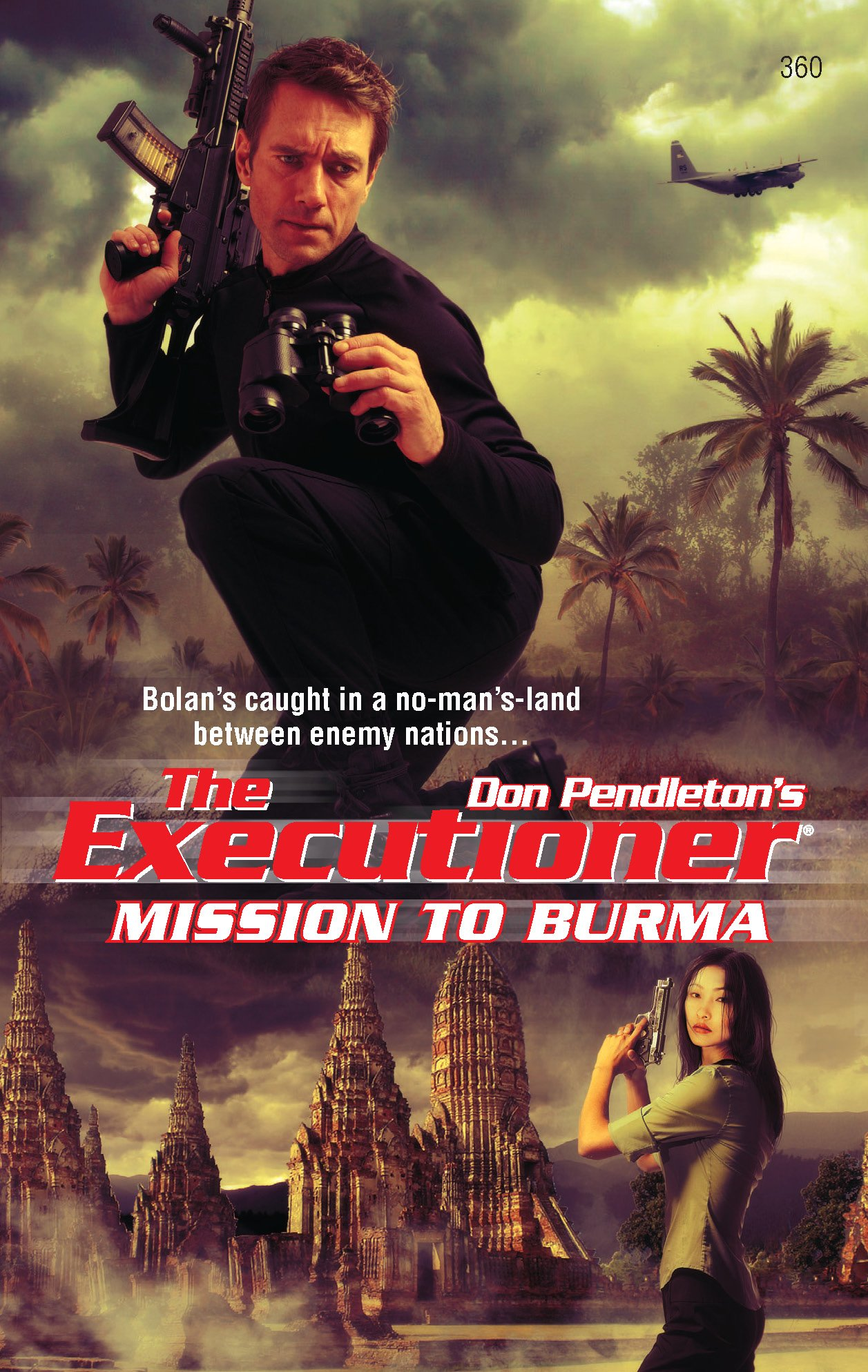 Mission to Burma (Executioner): Amazon.co.uk: Don Pendleton: 9780373643608:  Books