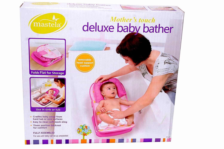 Buy MASTELA BABY INFANT BATHING SEAT TRANING SEAT BABY NURSING ...