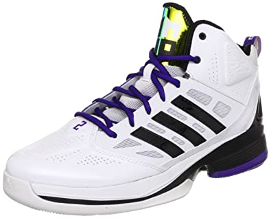 size 40 a2b32 4f4ad Adidas Performance D Howard Light G59717 Mens Basketball Shoes, white, 50 2 3