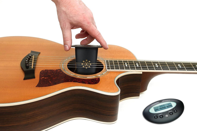 guitare acoustique humidite
