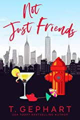 Not Just Friends (Hot in the City Book 3) Kindle Edition