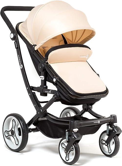 Opinión sobre Bebé Due Bebedue Up - convertible en capazo y ligera