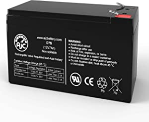 Dell 1000WK788N 12V 7Ah UPS Battery - This is an AJC Brand Replacement