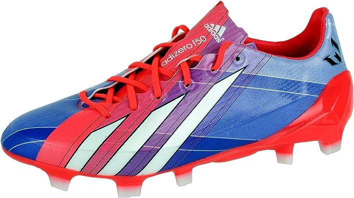 adidas Adizero F50 TRX FG Messi Niño, Bota de fútbol, Turbo-Purple