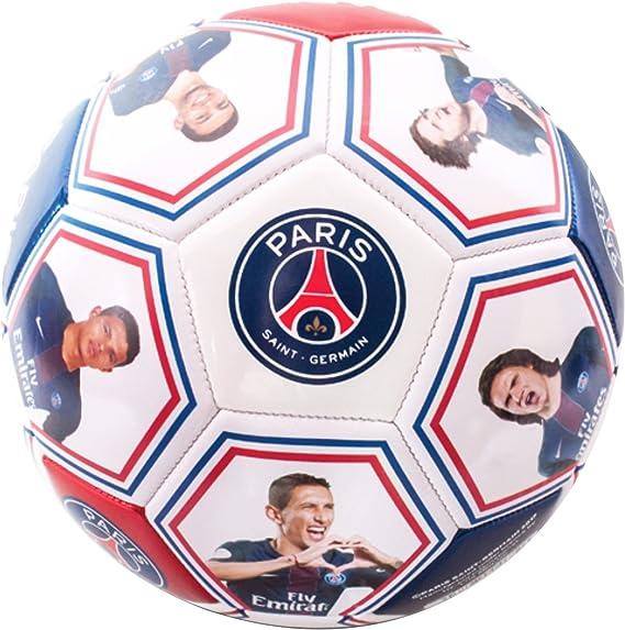 Paris St Germain PS04672 - Balón de fútbol para niños, Multicolor ...