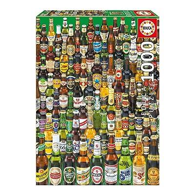 John N. Hansen Beers (1000 pc Puzzle): Toys & Games