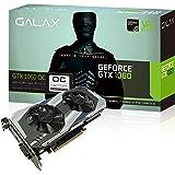 GALAX GeForce® GTX 1060 OC 6GB 192-bit GDDR5 - DP 1.4, HDMI 2.0b, Dual Link-DVI