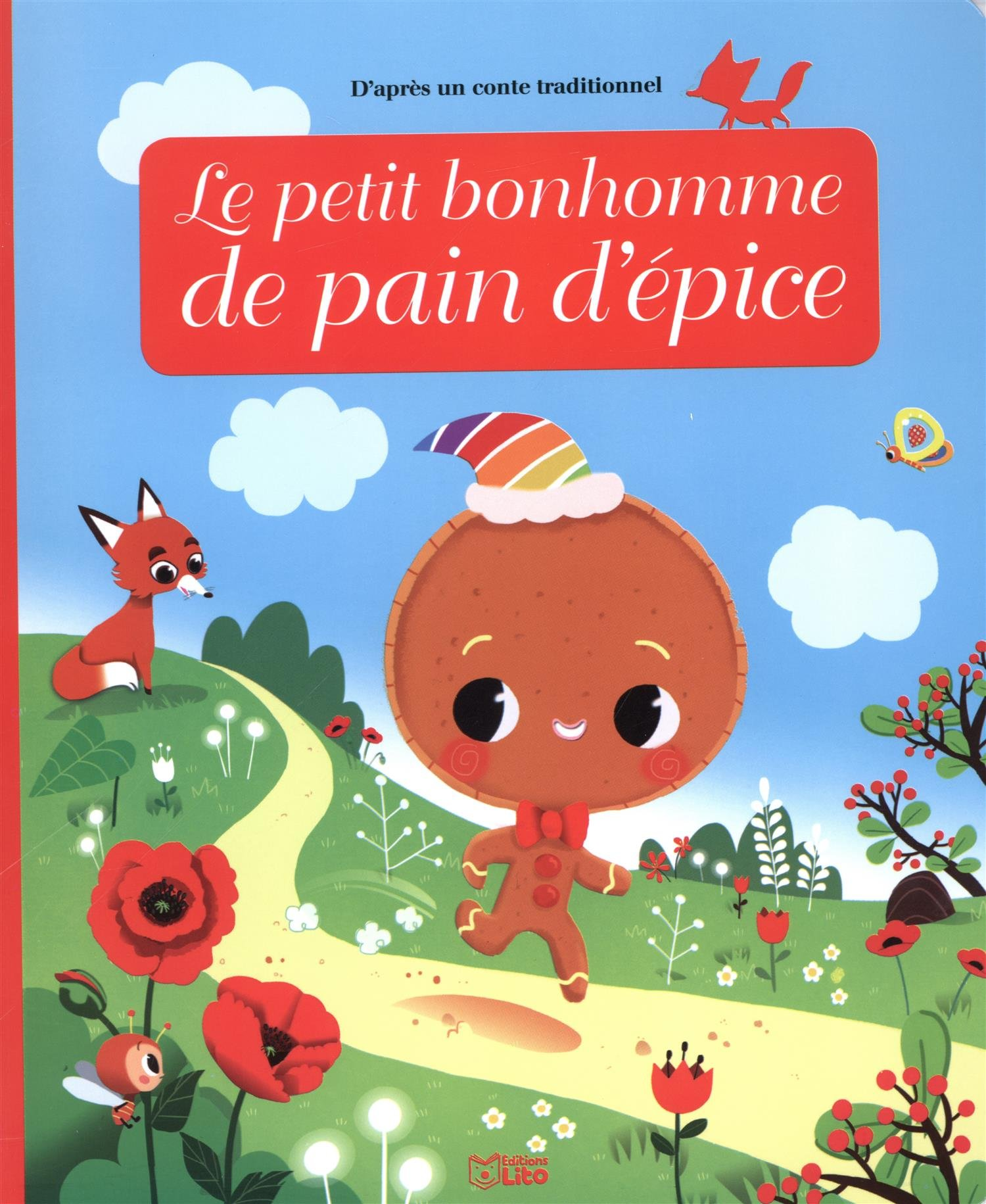 Amazon Minicontes Classiques Le petit bonhomme de pain d épice D¨s 3 ans Anne Royer Livres