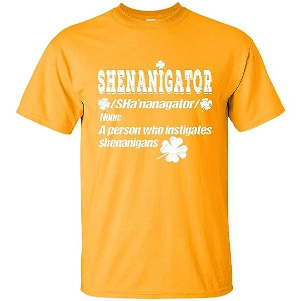Coincard St Patrick Day Tshirt Defination Shenanigator For Fan Tshirt