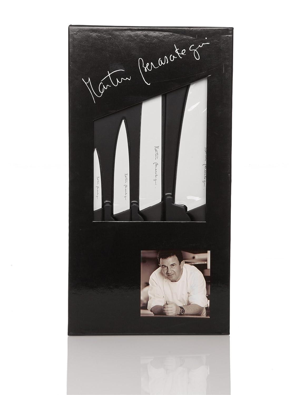 Compra Martin Berasategui Set De 4 Cuchillos con ...