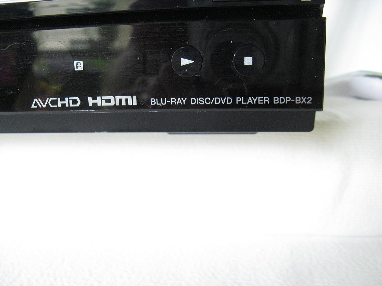 Sony BDP-BX2 Blu-ray Player Drivers Windows XP