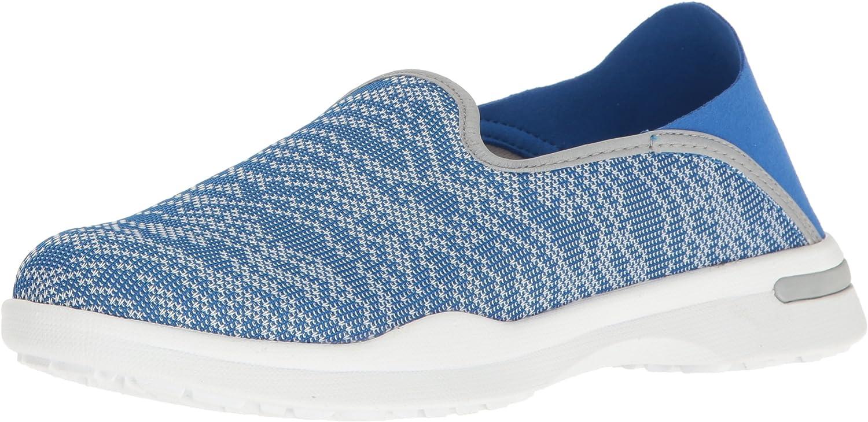 Blau 38.5 EU Softwalk Damen Simba, Blau Knit