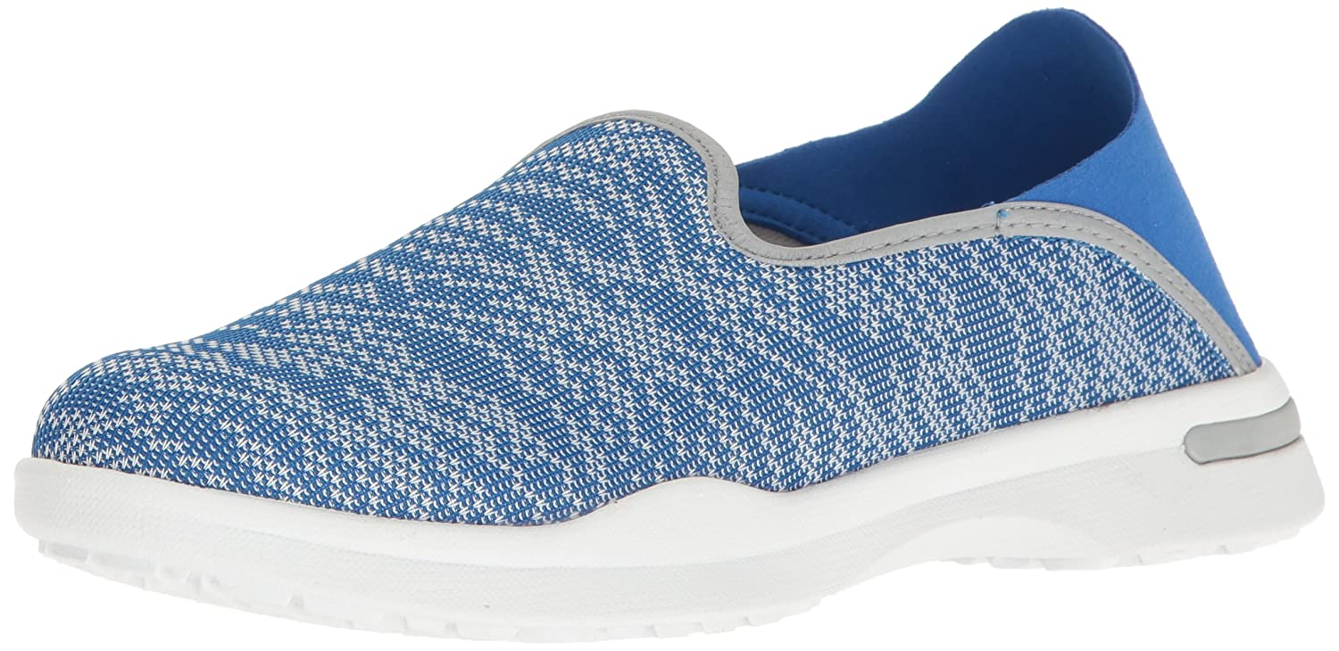 SoftWalk Women's Simba Flat B01HQVT614 10.5 N US|Blue