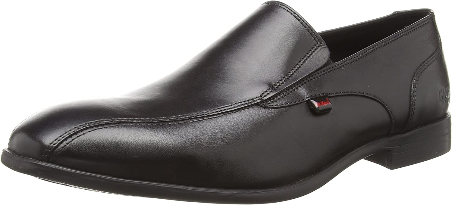 Kickers Jarle Slip On Leather, Mocasines para Hombre