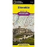 Slovakia (National Geographic Adventure Map, 3323)