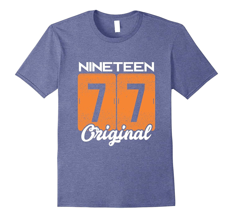 1977 Original Novelty Tshirt-BN