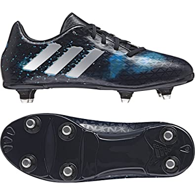 f1e33bfc4cd6c Amazon.com | adidas SS17 Malice SG Rugby Boots - Junior | Athletic