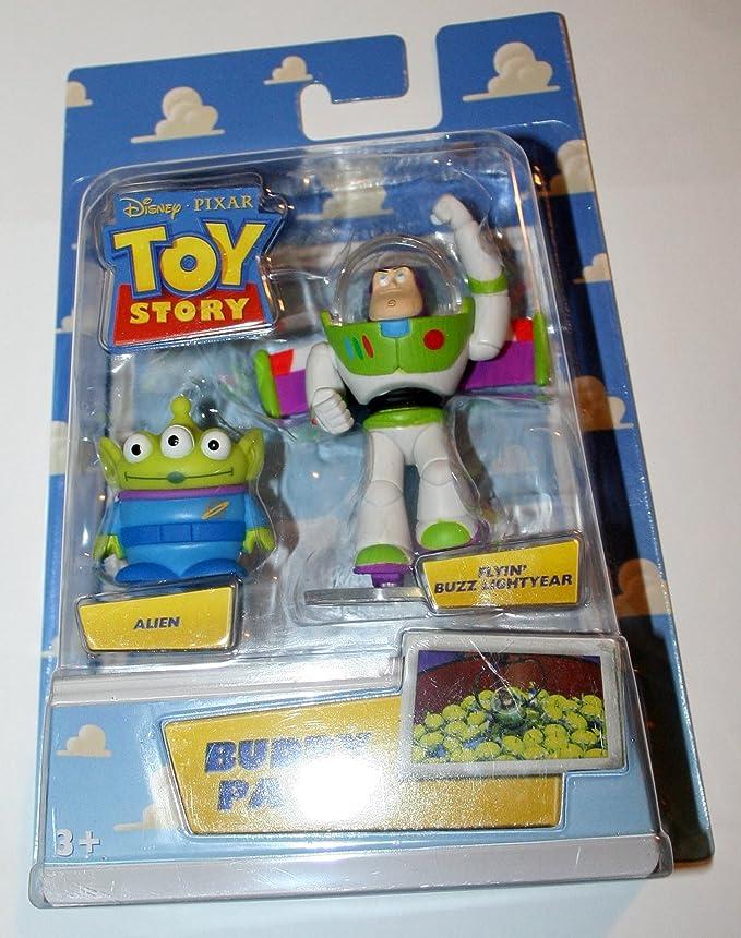 Mattel Toy Story p6053 – Figura de Science Fiction – Flying Buzz ...