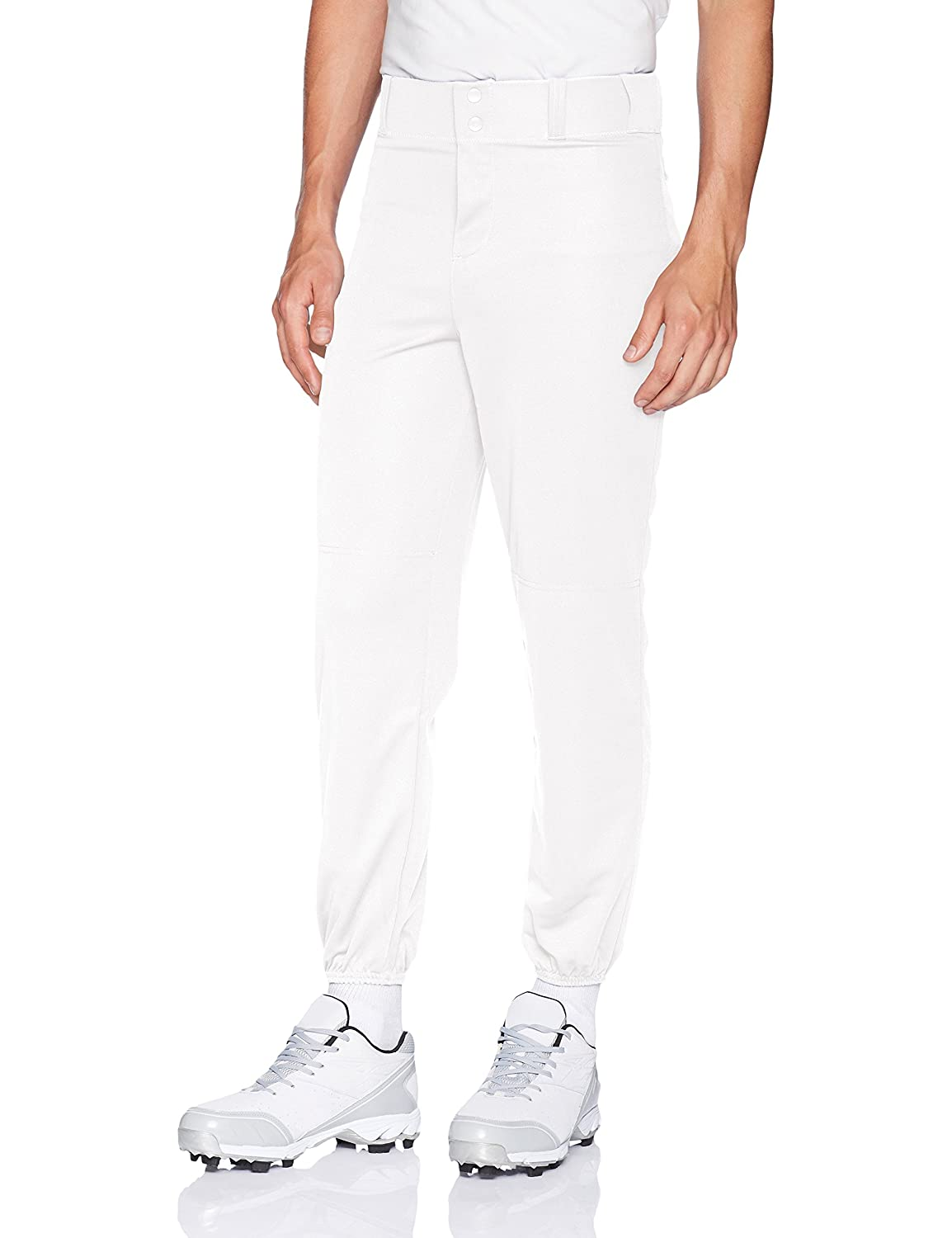 Belted Waist Baseball Pant - Adult Alleson Athletic