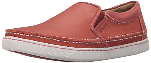 c36996987879f Sebago Men's RYDE Slip-On Loafer, Rust Leather, 8 M US: Amazon.ca ...