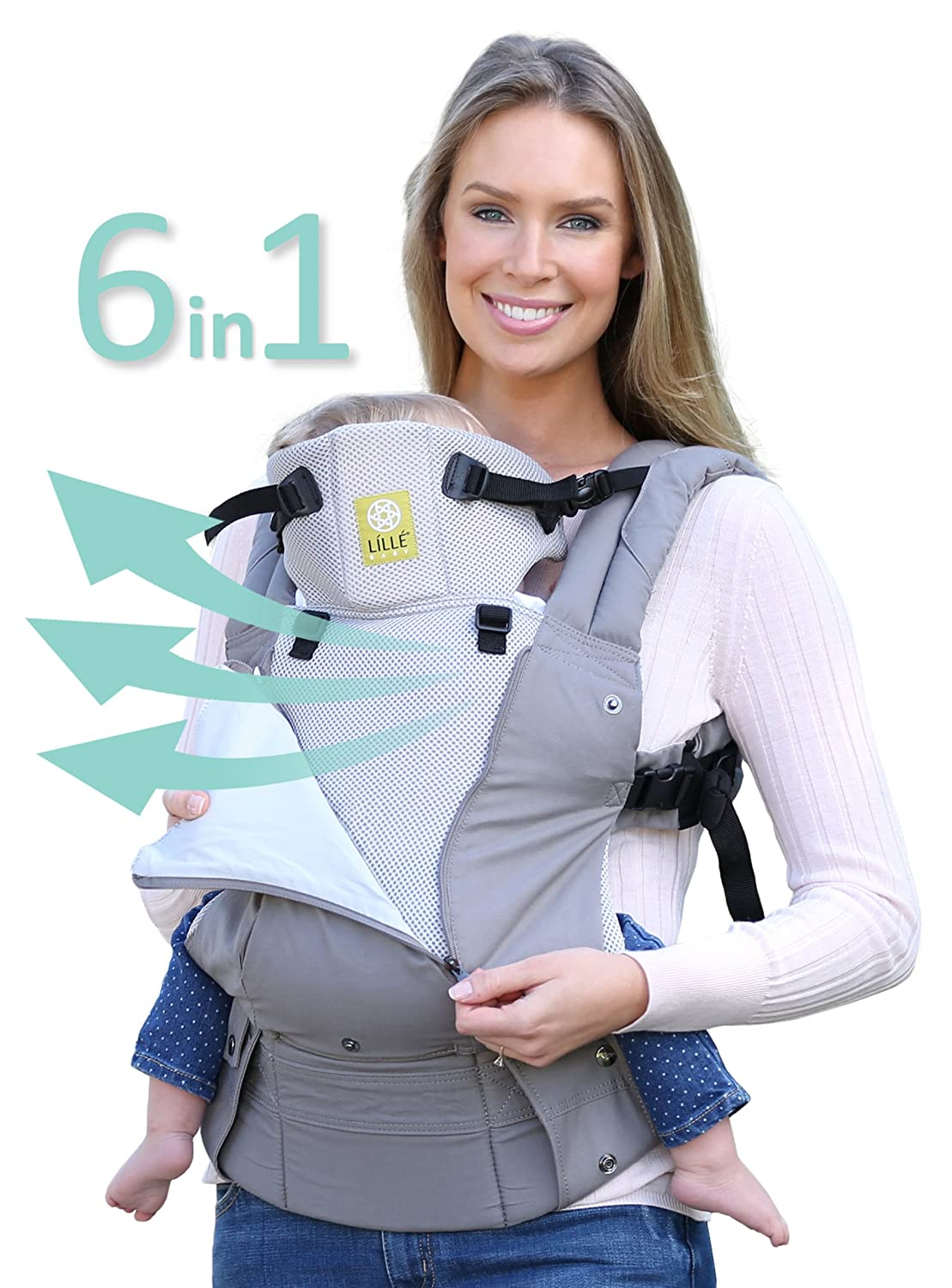 Top 5 Best Baby Carrier For Breastfeeding (Short Buying Guide Included) 3