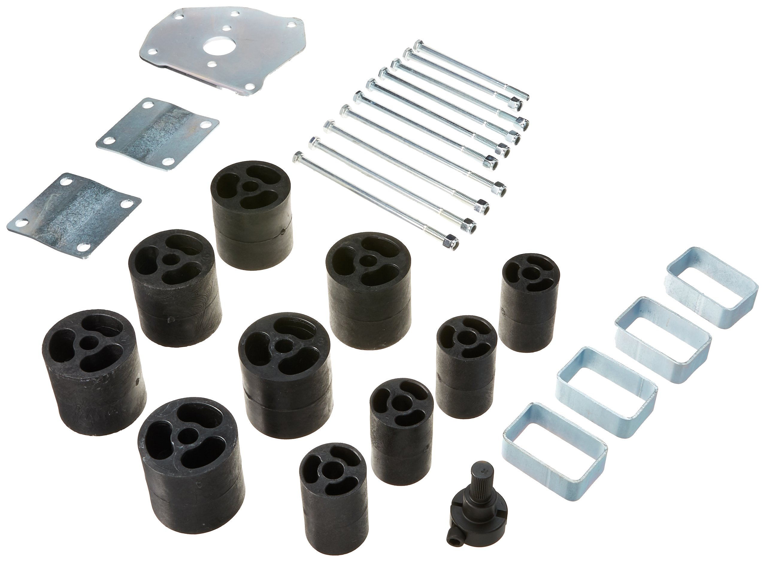 Performance Accessories, Toyota 4 Runner 4WD Manual (Except Auto Modified) 3'' Body Lift Kit, fits 1990 to 1995, PA5513M, Made in America by Performance Accessories (Image #1)